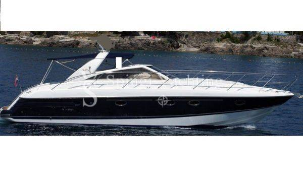 Marine projects Princess v42 v 42