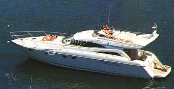 Marine projects Princess 56 fly